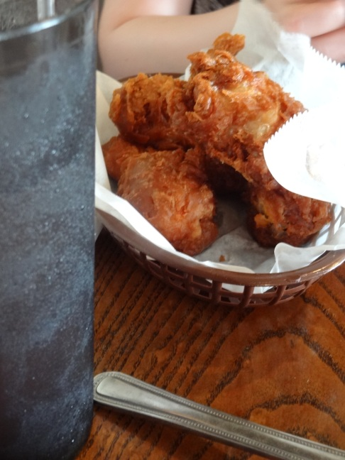 Fried Chicken, Willie Maes Scotch House, New Orleans, LA