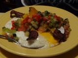 Breakfast grits, Tupelo Honey Cafe, Ashevill, NC