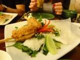 Shrimp Paste Rolls, Morning Glory Restaurant, Hoi An, Vietnam