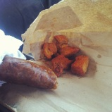 Boudin and Cracklins, The Best Stop, Lafayette, LA