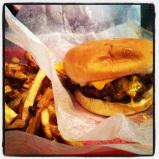Deep Fried Burger, Dyers, Memphis, TN